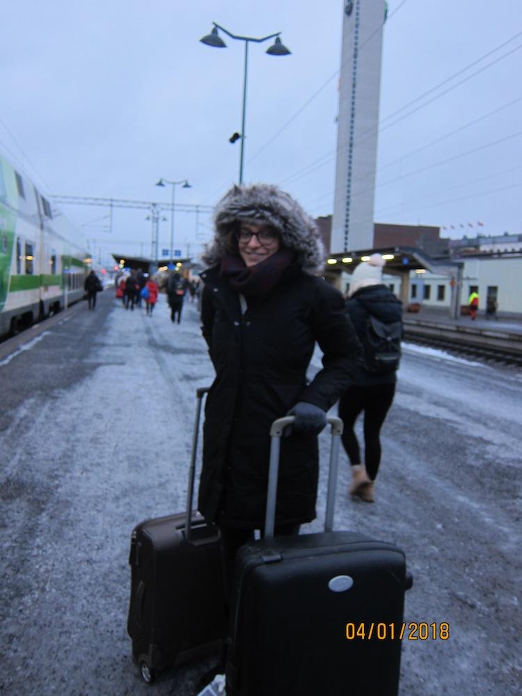 Mon semestre 6 en Finlande